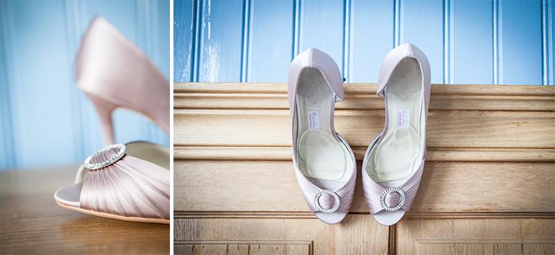 Bruidsschoenen