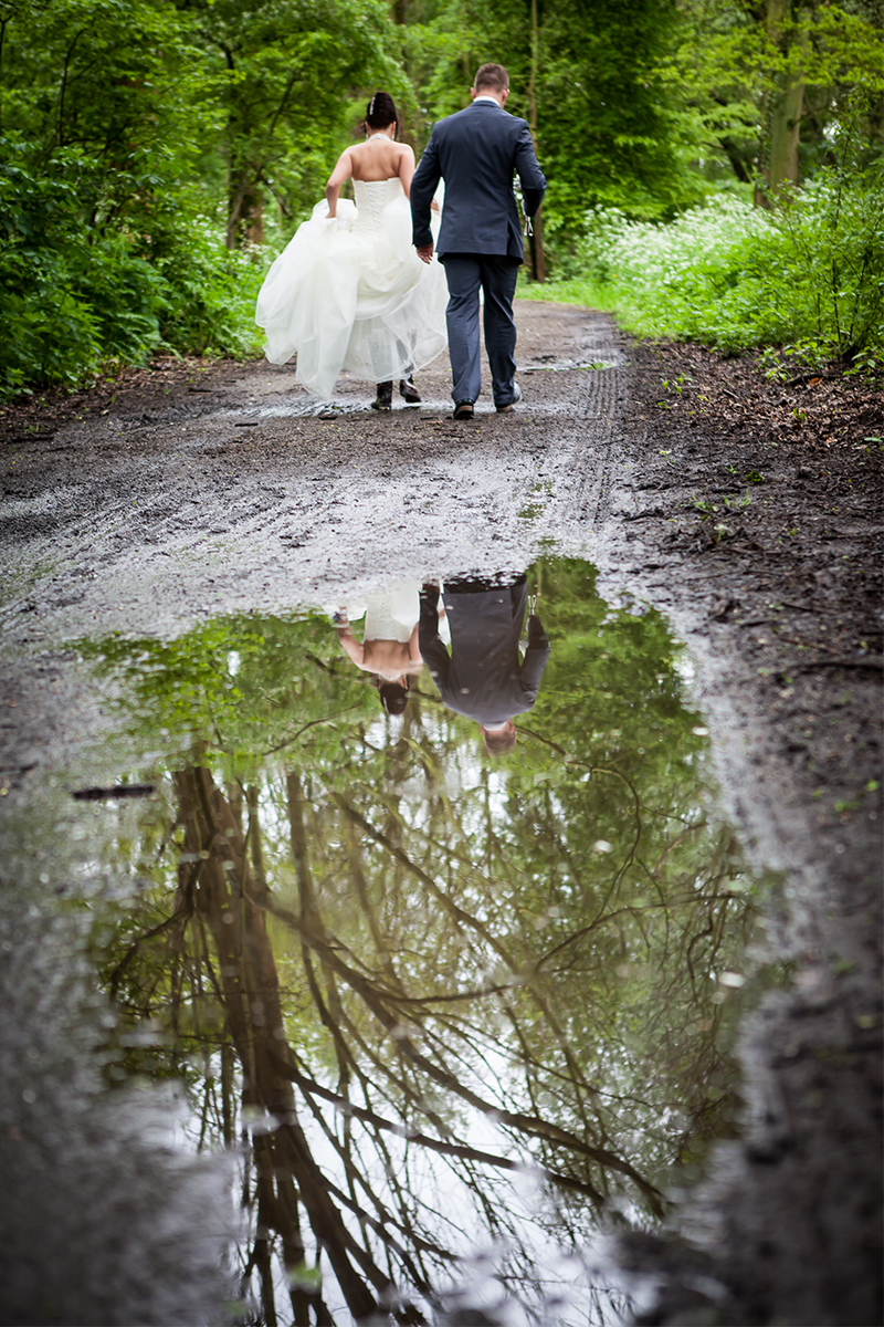 Bruidsfotografie Hoogvliet