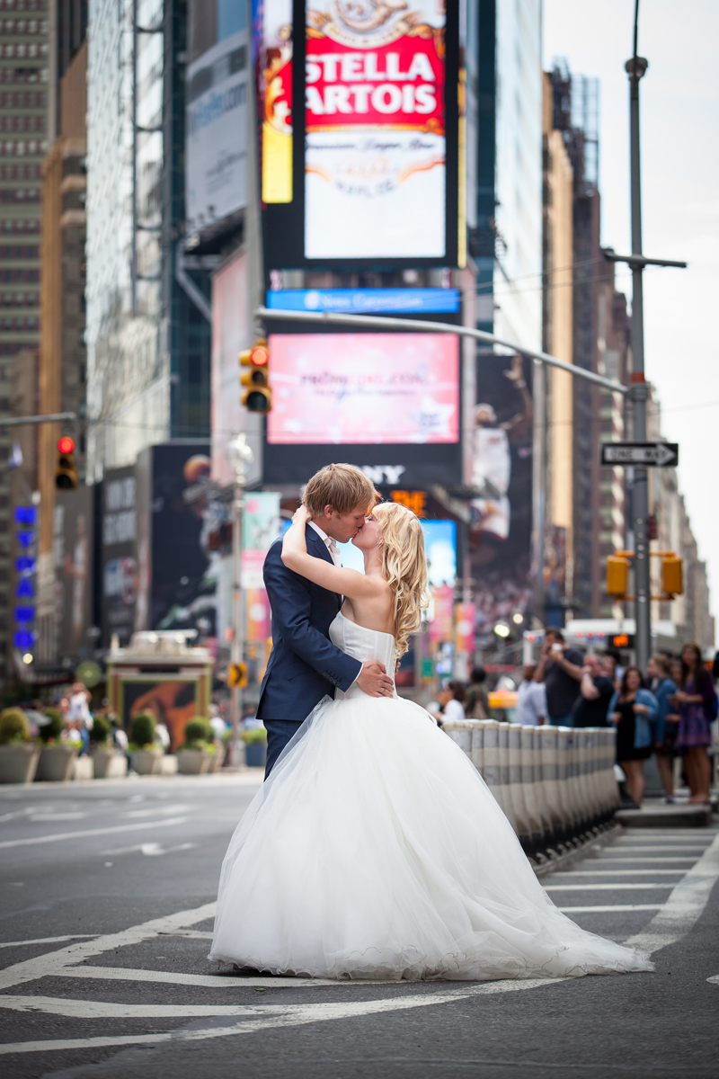 New York Wedding | Stefana & Léon
