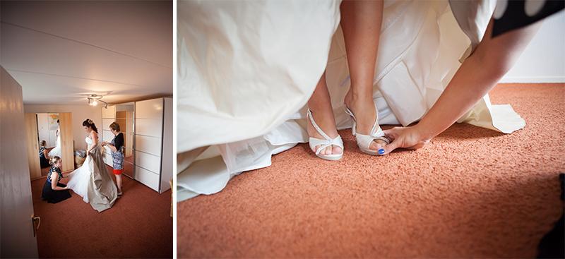 Bruidsreportage Zuidland