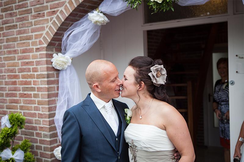 Bruidsfotoshoot Zuidland