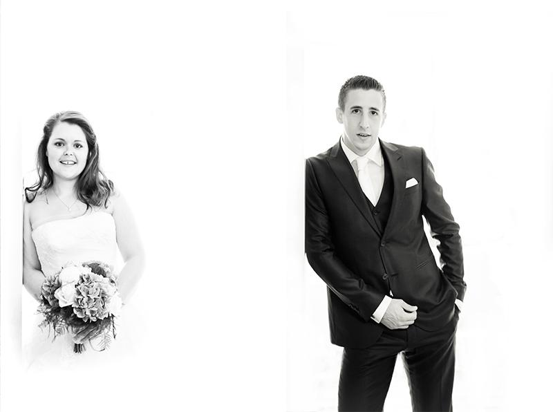 Bruidsfotograaf Mike & Laura