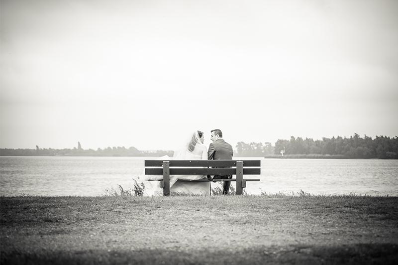 Bruidsfotograaf Rhoon en Schiedam met Mike & Laura