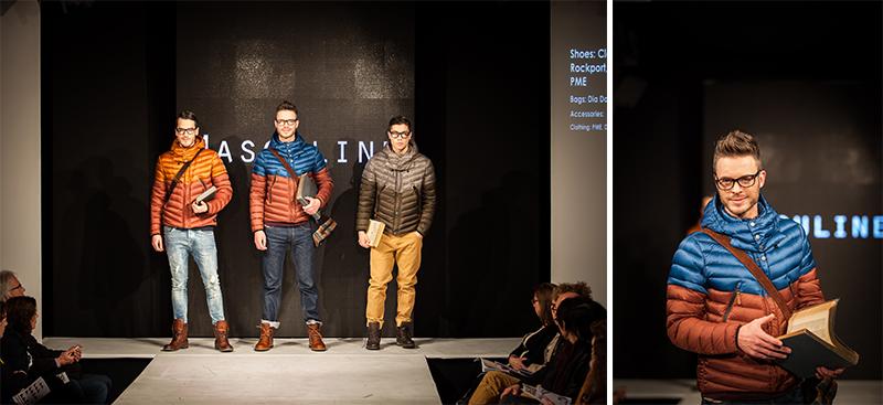 Modeshow fotografie Sessibon model Pascal Maassen