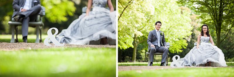 Bruidsfotografie Park